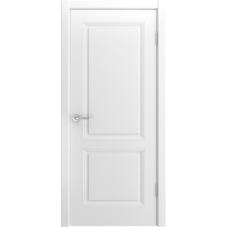 Ульяновская дверь Venezia New-222 белая эмаль ДГ