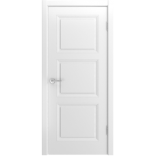 Ульяновская дверь Venezia Newi-333 белая эмаль ДГ