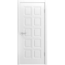 Ульяновская дверь Лацио-777 белая эмаль ДГ