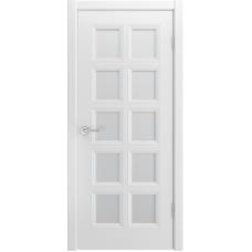 Ульяновская дверь Лацио-777 белая эмаль ДО-2