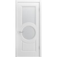 Ульяновская дверь Лацио-888 белая эмаль ДО-2