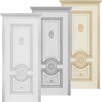 Крашенные двери Гамма