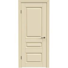 Ульяновская дверь Турин-А17 эмаль слоновая кость ДГ