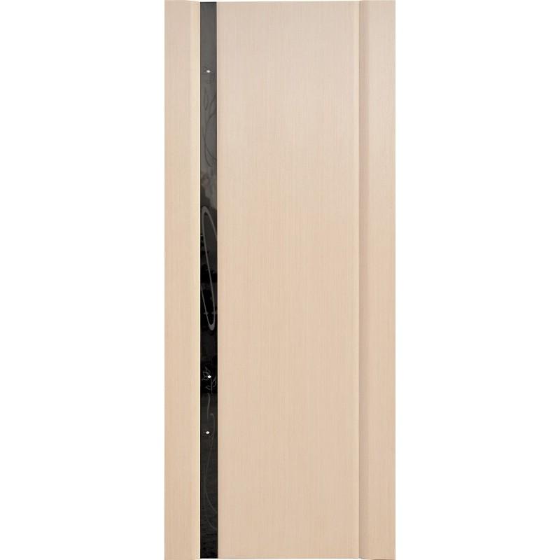 Ульяновская дверь Диамант-1 дворецкий белёный дуб