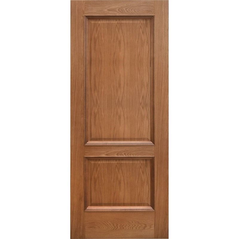 Ульяновская дверь Элада натуральный дуб ДГ
