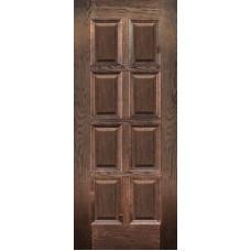 Ульяновские двери Финестра английский дуб ДГ