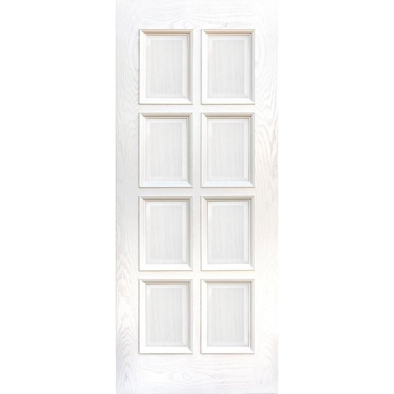 Ульяновская дверь Финестра ясень карамельный ДГ