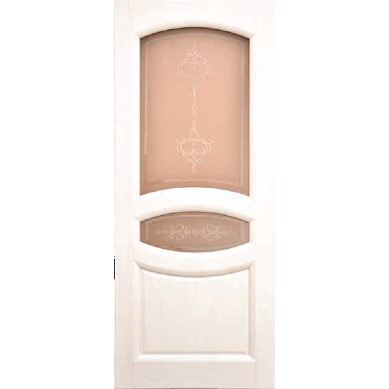 Ульяновская дверь Модена белёный дуб ДО