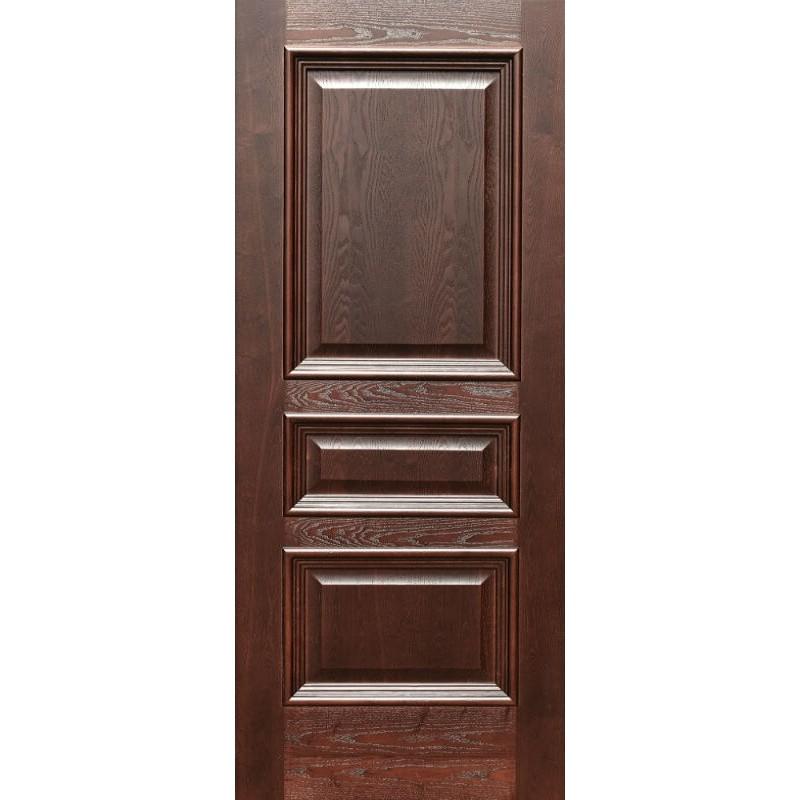 Ульяновская дверь Равена дуб коньяк ДГ