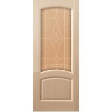 Ульяновские двери Соло белёный дуб ДО