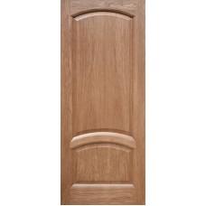 Ульяновские двери Соло натуральный дуб ДГ