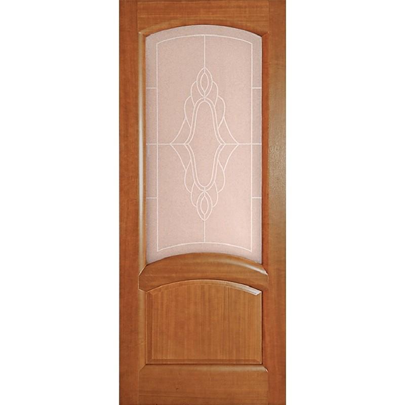 Ульяновская дверь Соло тёмный анегри ДО
