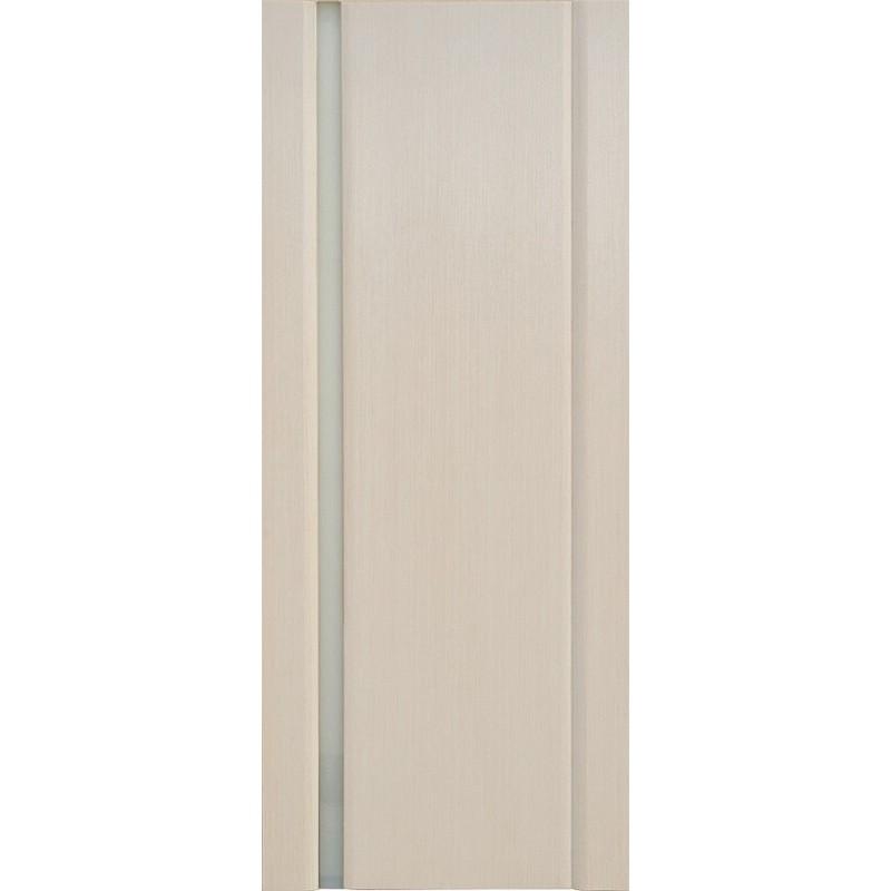 Ульяновская дверь Спектр-1 белёный дуб ДО
