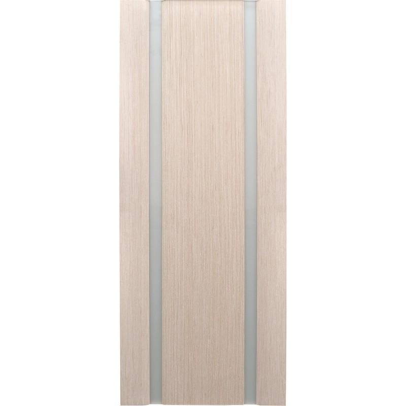 Ульяновская дверь Спектр-2 белёный дуб ДО