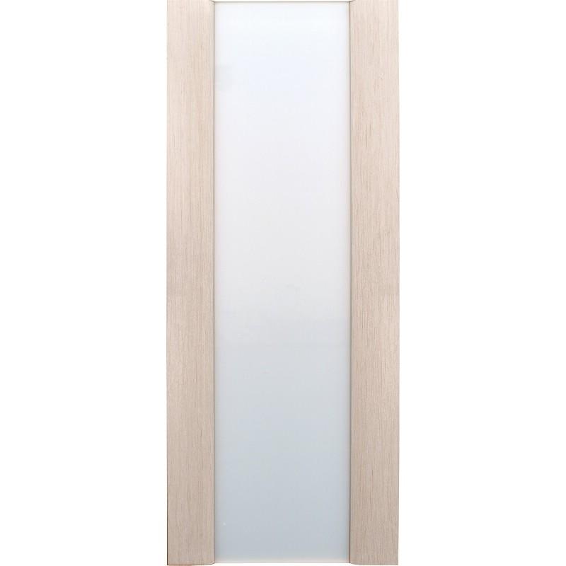 Ульяновская дверь Спектр-3 белёный дуб ДО