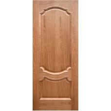 Ульяновские двери Венеция-3 натуральный дуб ДГ
