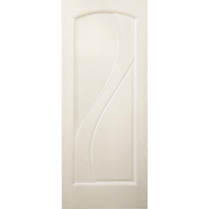 Ульяновская дверь Версаль белый ясень ДГ