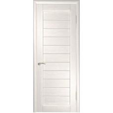 Дверь экошпон ЛУ-21 белёный дуб