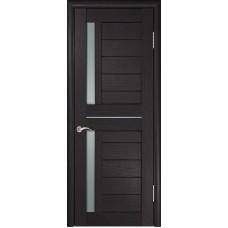 Дверь экошпон ЛУ-27 венге