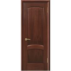 Двери ульяновские Александрит красное дерево ДГ
