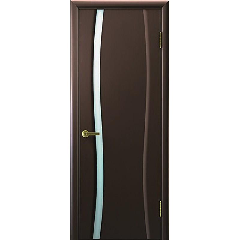 Дверь ульяновская Диадема-1(Комфорт) венге ДО