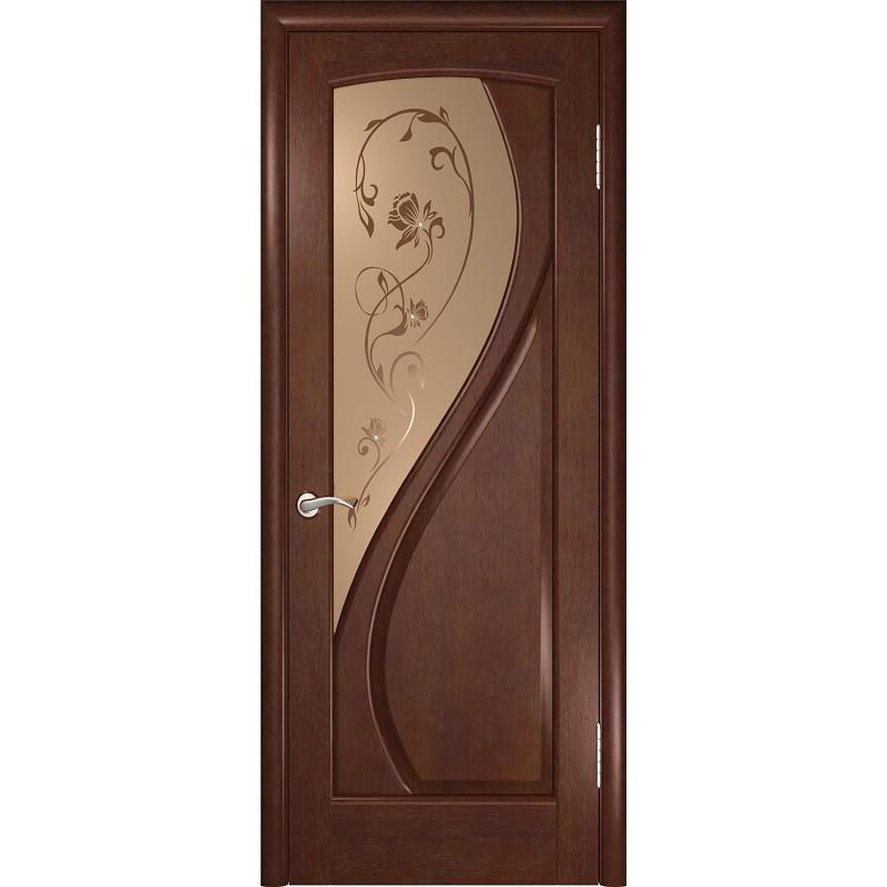 Ульяновская дверь Дионит анегри шоколад ДО