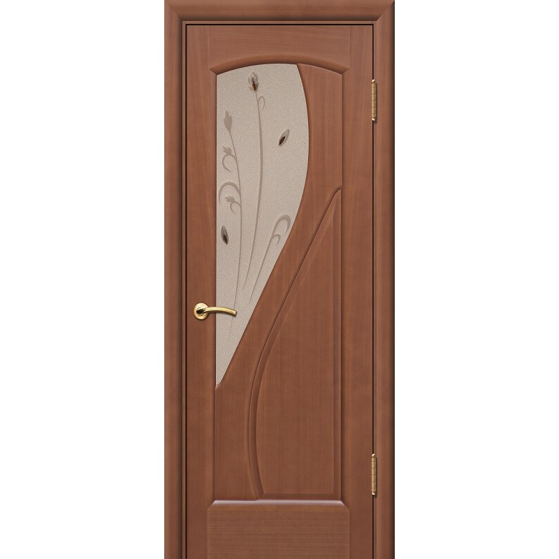 Ульяновская дверь Дионит тёмный анегри ДО