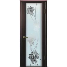 Ульяновские двери Экзотика-3 венге