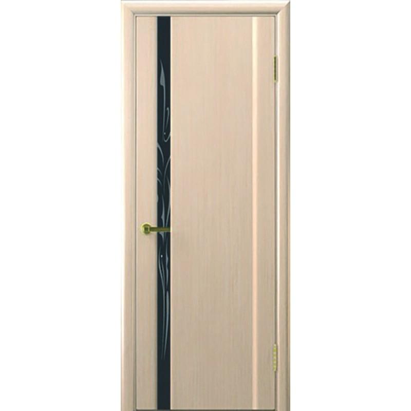 Ульяновская дверь Комфорт-1 белёный дуб