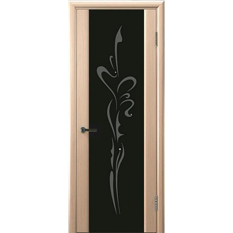 Ульяновская дверь Комфорт-3 белёный дуб