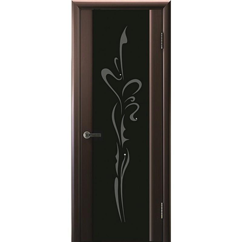 Ульяновская дверь Комфорт-3 венге