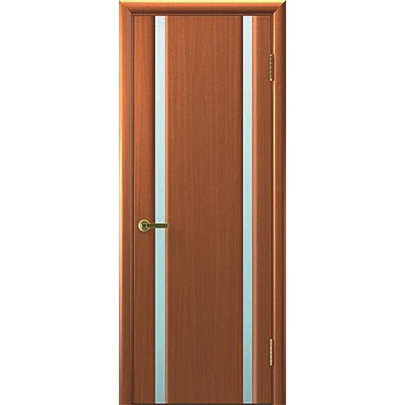 Ульяновская дверь Модерн-2 тёмный анегри