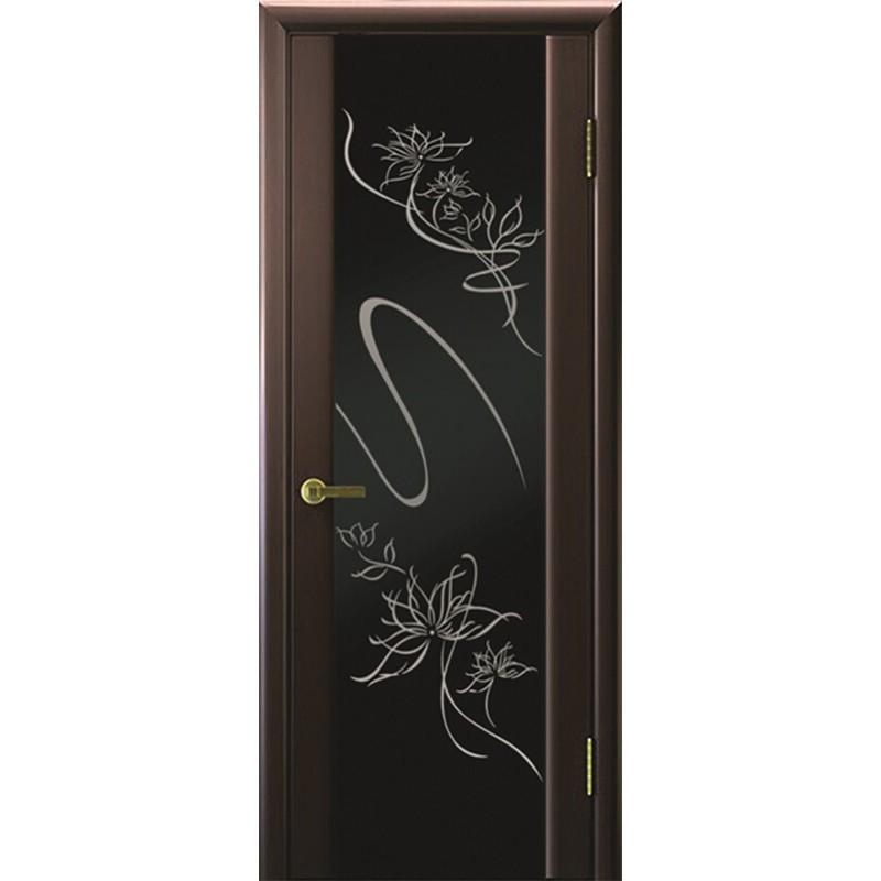 Ульяновская дверь Молния венге