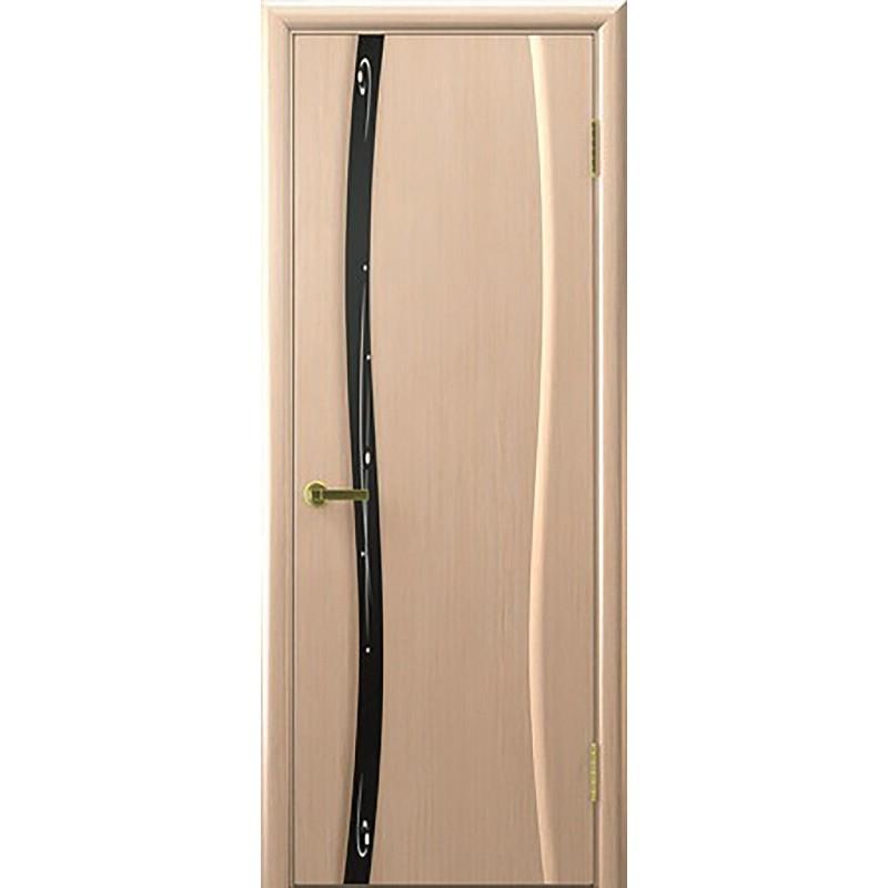Ульяновская дверь Сириус-1 белёный дуб