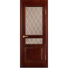 Ульяновские двери Яшма анегри шоколад ДО