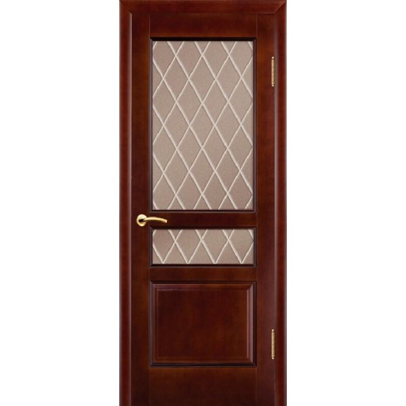 Ульяновская дверь Яшма анегри шоколад ДО