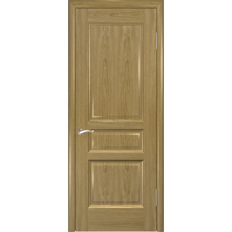 Ульяновская дверь Яшма дуб ДГ