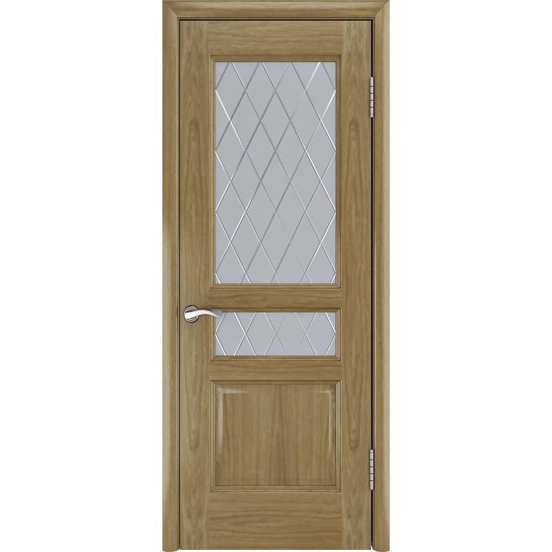 Ульяновская дверь Яшма дуб ДО