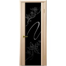 Ульяновские двери Альмека белёный дуб