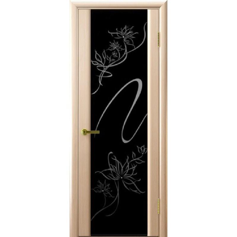 Ульяновская дверь Альмека белёный дуб