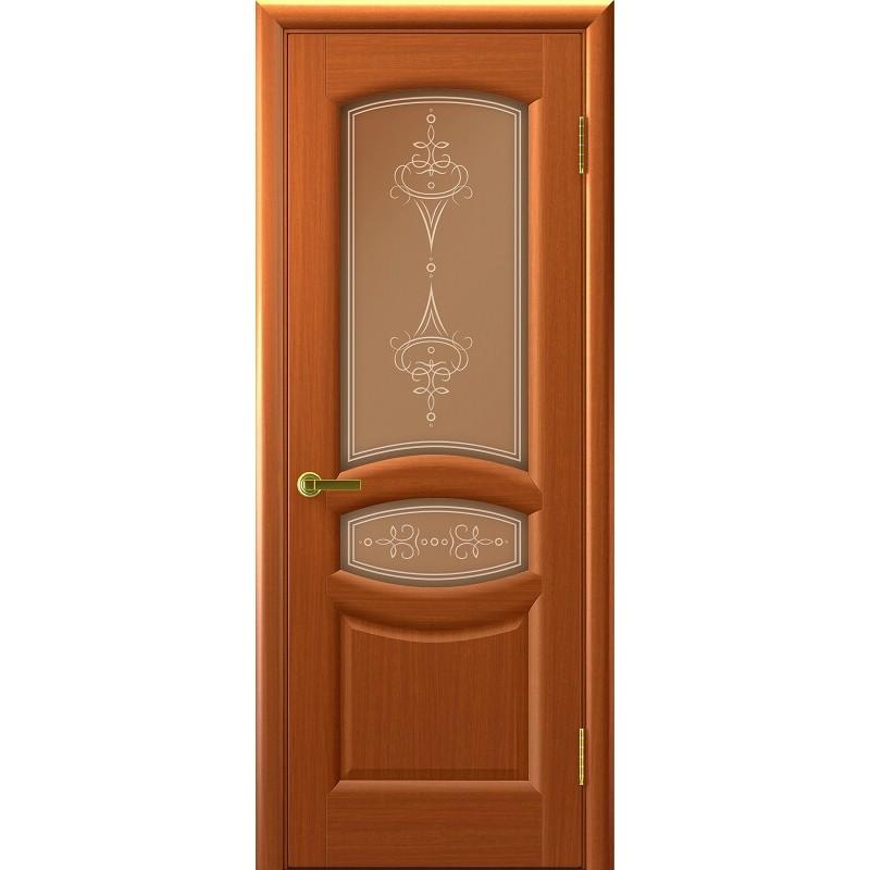 Ульяновская дверь Анастасия тёмный анегри ДО