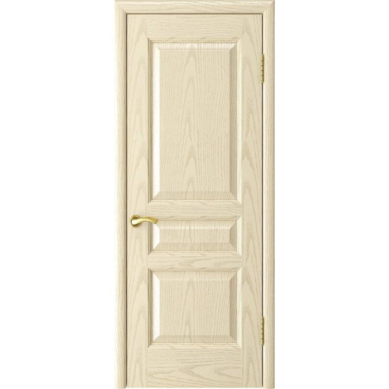 Ульяновская дверь Атлант-2 ясень слоновая кость ДГ