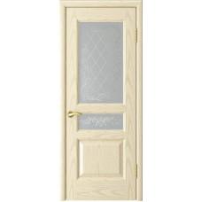 Ульяновские двери Атлант-2 ясень слоновая кость ДО