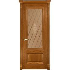 Ульяновские двери Фараон-1 дуб золотистый ДО