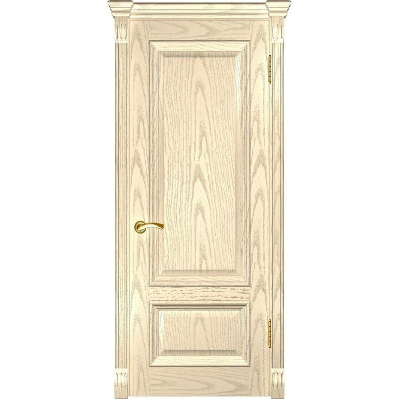 Ульяновская дверь Фараон-1 слоновая кость ДГ