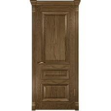 Ульяновские двери Фараон-2 светлый морёный дуб ДГ