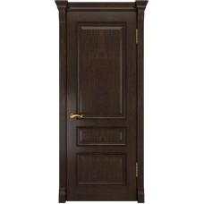 Ульяновские двери Фемида-2 морёный дуб ДГ