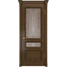 Ульяновские двери Фемида-2 светлый морёный дуб ДО