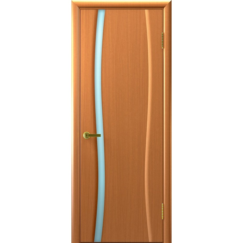Ульяновская дверь Клеопатра-1 светлый анегри ДО