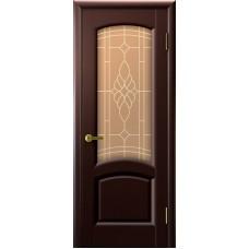 Ульяновские двери Лаура венге ДО